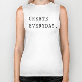 Create Everyday Biker Tank