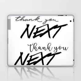 thank u, next Laptop & iPad Skin