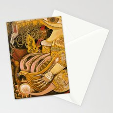Purse Content Stationery Cards
