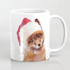 Christmas Baby Fox Mug