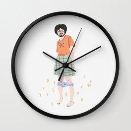 Love Yo Panties Wall Clock
