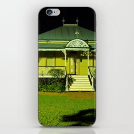Wynnum Shire Clerk's Cottage iPhone Skin