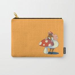 Mushroom Princess Carry-All Pouch