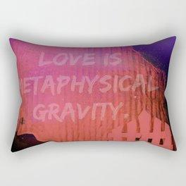 Metaphysical Rectangular Pillow