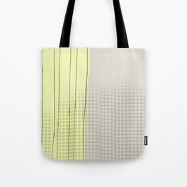 Spots and Stripes Tote Bag