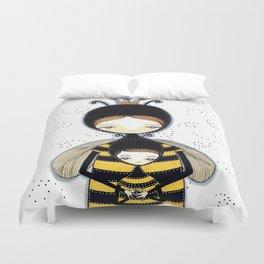 Queen Bee Motherhood Duvet Cover