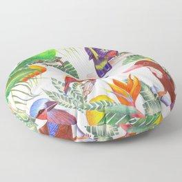 Jungle Fever Floor Pillow
