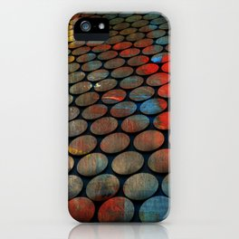 Stepping Stones of Life iPhone Case