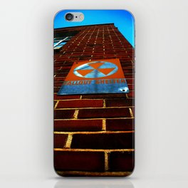 Fall Out iPhone Skin