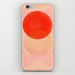 Harvest Sun iPhone Skin