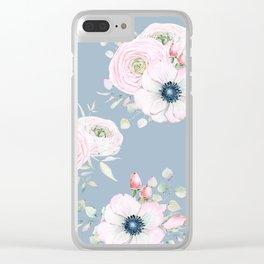 Dog Roses #society6 #buyart Clear iPhone Case