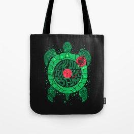 Turtle BPM Tote Bag