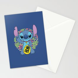 Maneki Stitch Stationery Cards