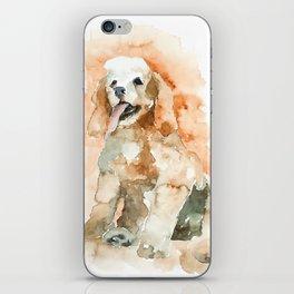 dog#23 iPhone Skin