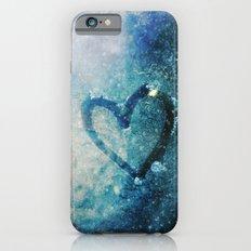 Icy Heart iPhone 6 Slim Case