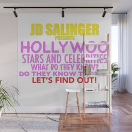 Hollywoo Stars and Celebrities Wall Mural