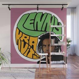 Lenny Kravitz Wall Mural