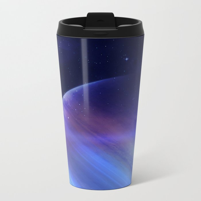 Secrets of the galaxy Metal Travel Mug