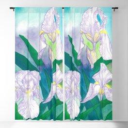 Irises Blackout Curtain