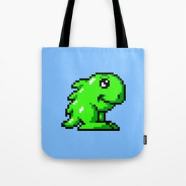 Hoi Amiga game sprite Tote Bag
