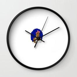 Jersey Wall Clock