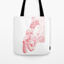 Foundations for cathedrals Tote Bag