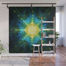 Eye of the Pyramid Wall Mural