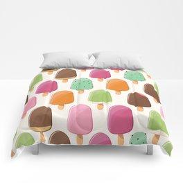 Ice cream 012 Comforters