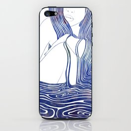 Nereid XLII iPhone Skin