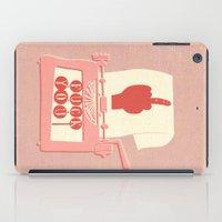 valentine iPad Cases featuring valentine by marella