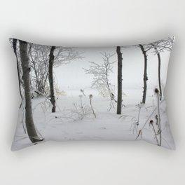 Winter Frost Rectangular Pillow
