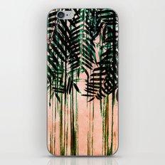 FOLIAGE II iPhone & iPod Skin