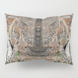 Granite Quarry Refection Abstract #2 Pillow Sham