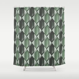 Geometrix 152 Shower Curtain