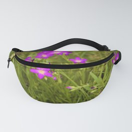Fresh Spring Wildflowers by Reay of Light Photography Fanny Pack
