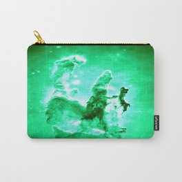 NEbula. : Green Pillars of Creation Carry-All Pouch