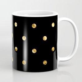 Black & Gold Coffee Mug
