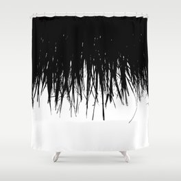 Fringe Shower Curtain