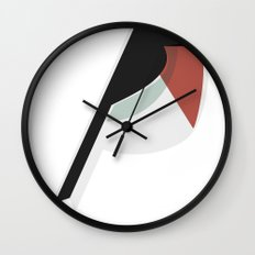 vatervogel Wall Clock
