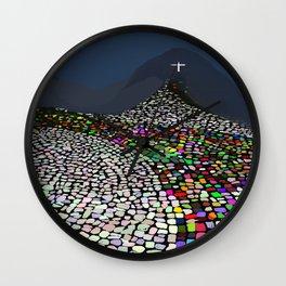 Corcovado Wall Clock