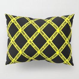 CRIME SCENE CROSSED Pillow Sham