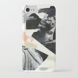 Untitled (Painted Composition 3) iPhone Case