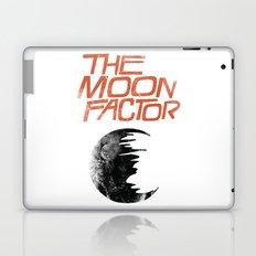 The Moon Factor Laptop & iPad Skin