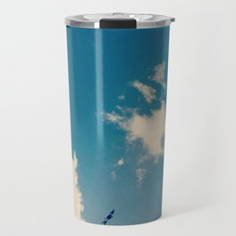 Dragon in the Sky Travel Mug