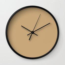 Chai Tea Wall Clock