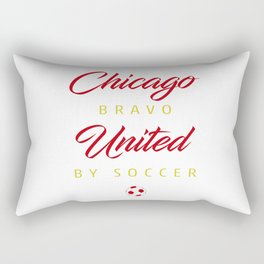 Chicago Bravo Rectangular Pillow