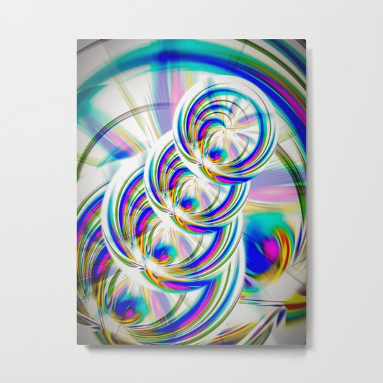 Abstract Perfection 22 Metal Print