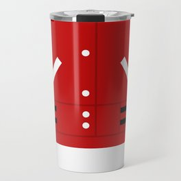Nobody Quits The Cheerios. You Either Die Or I Kick You Off. (Front) Travel Mug