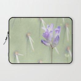 """Desert Wildflower"" Laptop Sleeve"