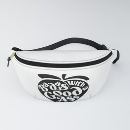 Badass Inspiration Quote Fanny Pack